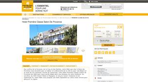 Hotel salon de provence pas cher partir de 29 - Hotel salon de provence premiere classe ...
