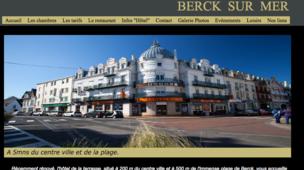 hotel berck pas cher partir de 35 annuaire berck. Black Bedroom Furniture Sets. Home Design Ideas