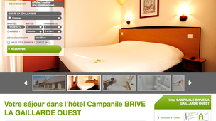 hotel brive pas cher partir de 29 annuaire brive. Black Bedroom Furniture Sets. Home Design Ideas