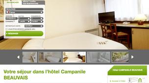 hotel beauvais pas cher partir de 37 annuaire beauvais. Black Bedroom Furniture Sets. Home Design Ideas