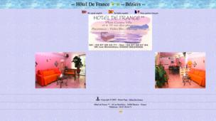 Hotel beziers pas cher partir de 35 annuaire beziers for Chaine hotel pas cher en france