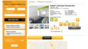 hotel clermont ferrand pas cher partir de 29 annuaire clermont ferrand. Black Bedroom Furniture Sets. Home Design Ideas