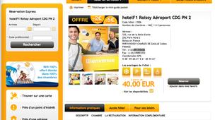 Hotel roissy pas cher partir de 40 annuaire roissy for Chaine hotel pas cher en france