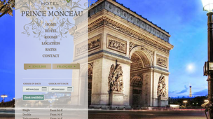 Hotel Prince Monceau