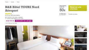 hotel tours pas cher partir de 42 annuaire tours. Black Bedroom Furniture Sets. Home Design Ideas
