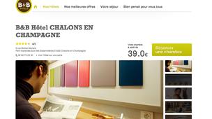 hotel chalons en champagne pas cher partir de 24 annuaire chalons en champagne. Black Bedroom Furniture Sets. Home Design Ideas