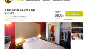hotel le puy en velay pas cher partir de 39 annuaire le puy en velay. Black Bedroom Furniture Sets. Home Design Ideas