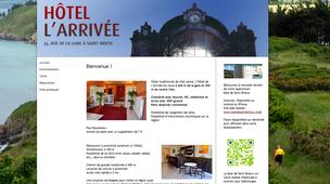 hotel saint brieuc pas cher partir de 35 annuaire saint brieuc. Black Bedroom Furniture Sets. Home Design Ideas