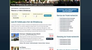 hotel strasbourg pas cher partir de 29 annuaire strasbourg. Black Bedroom Furniture Sets. Home Design Ideas