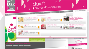 Site Officiel de la ville de Dax