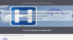 Taxi Conventionné CPAM France