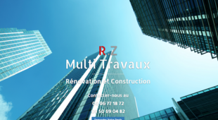 R.Z Rénovation : Multi-Travaux de Rénovation et Construction à Paris