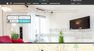 NiceRent - Location vacances Nice