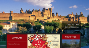 Office de tourisme de Carcassonne